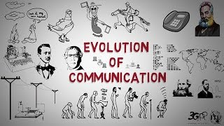 1.1 - EVOLUTION OF COMMUNICATION - STONE AGE TO MODERN AGE