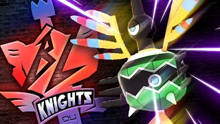 Sigilyph  - (Pokémon) - SIGILYPH 6-0s STALL! BL KNIGHTS #12 POKEMON SWORD AND SHIELD