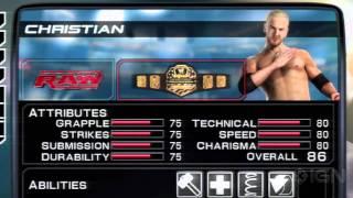 wwe-smackdown-vs-raw-2011-wwe-universe-mode-blowout-video