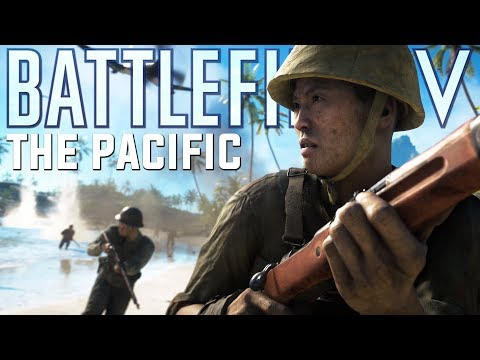 Battlefield V The Pacific - Gameplay Reveal, Review and Opinion