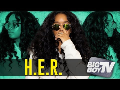 H.E.R. On Being Confident as an Artist, Being in a Group w/ Kehlani & A Lot More!