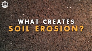 Soil Erosion – How it affects our infrastructure
