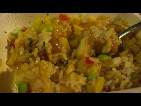 Great Value Lean Orange Chicken (Frozen Meal Food Review)
