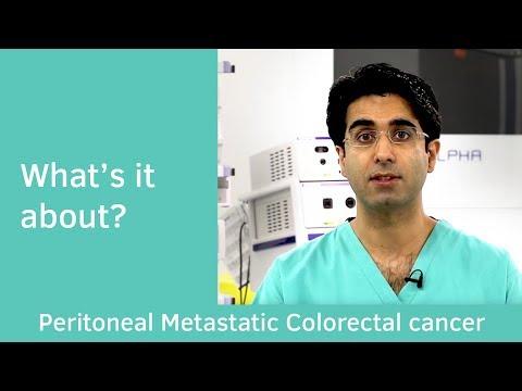 Peritoneal Metastatic Colorectal Cancer event