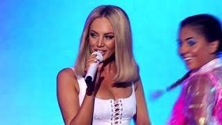 Samantha Jade Performing 'Bounce' On Australia's Got Talent