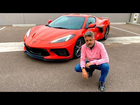 Después de probar miles de autos el 2020 Corvette Stingray lo voy a comprar • Vlog 237