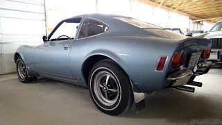 1973 Opel GT at Country Classic Cars