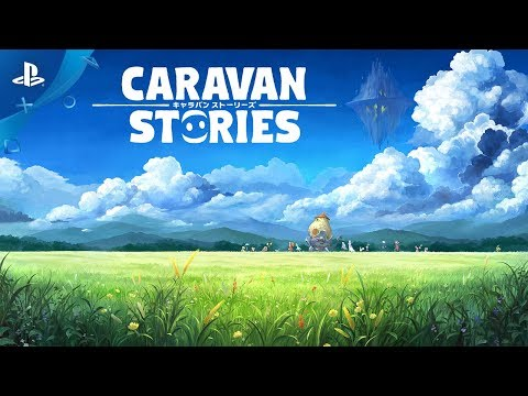 Caravan Stories - Launch Trailer | PS4 thumbnail