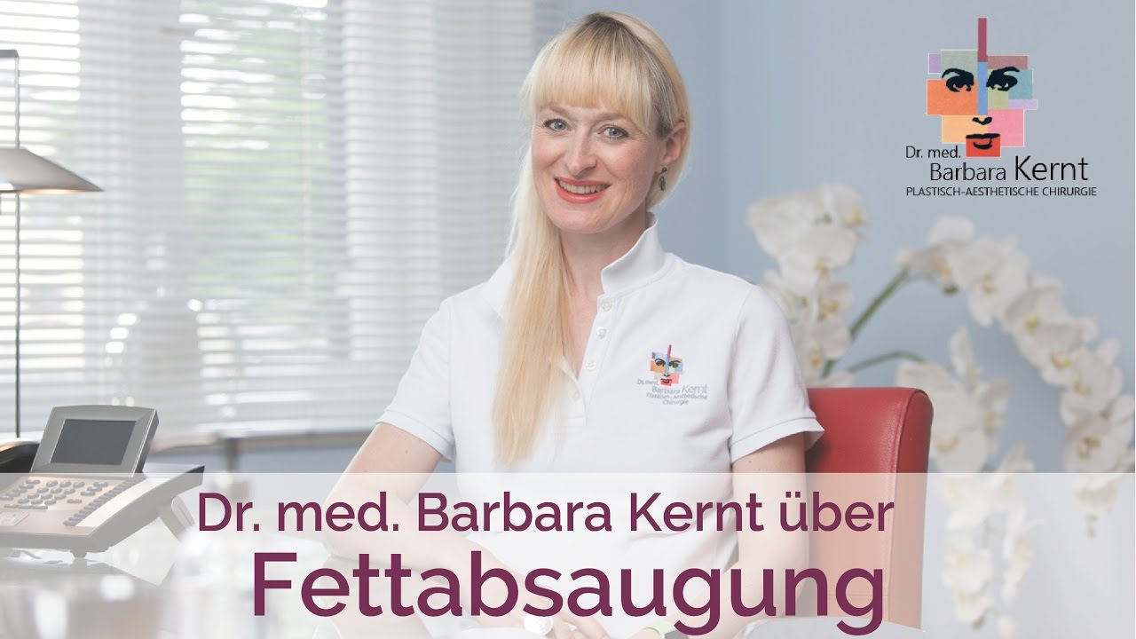 Video Dr. Kernt über die Fettabsaugung