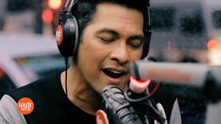 Gary Valenciano performs 'I Will Be Here / Warrior is a Child' LIVE on Wish 107.5 Bus