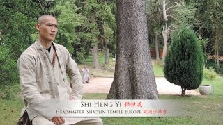 Shaolin temple europe