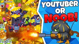 This Challenge Is Easy    But Also Impossible! (Bloons TD 6