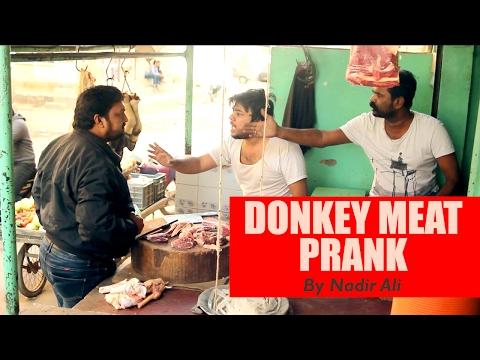 Donkey Meat Prank