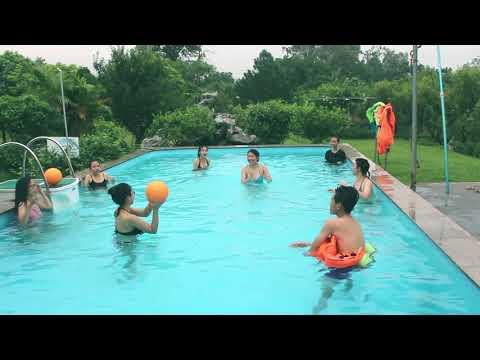Teambuilding của BeeSchool Long Biên tại Sóc Sơn