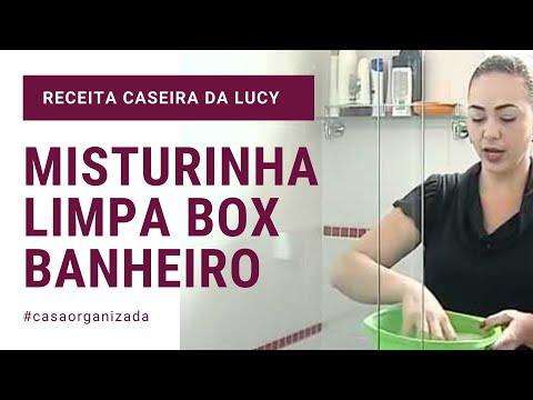 Tirar Manchas do Box