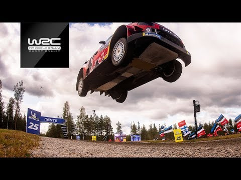 WRC - Neste Rally Finland 2019: Best of Action