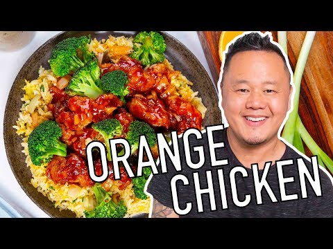 How to Make Orange Chicken with Jet Tila | Ready, Jet, Cook