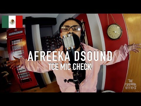 Afreeka DSound - Origami [ TCE Mic Check ]