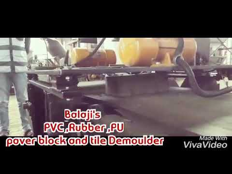 Paver Block Demoulder