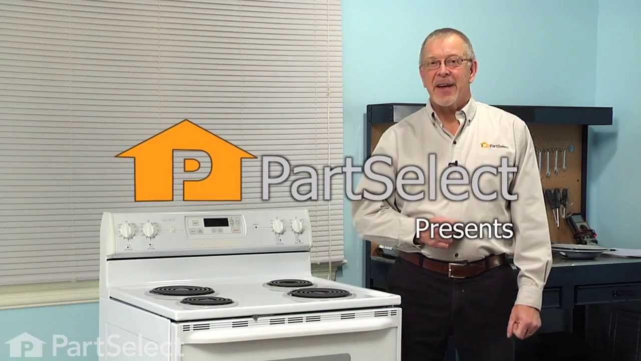 Replacing your Maytag Range Eight Inch Surface Element