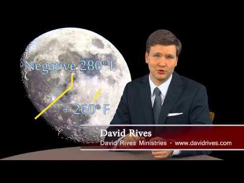 Our Amazing Moon — Its Unique Design | David Rives