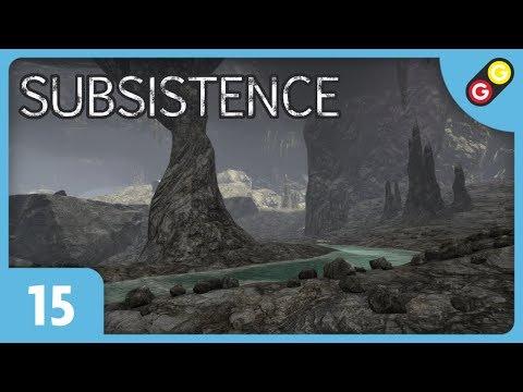 Subsistence #15 On plonge jusqu'à la grotte ! [FR]