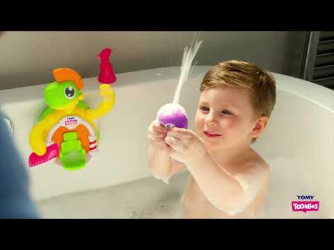 Turtle Bath Salon , Foamy hairdos!