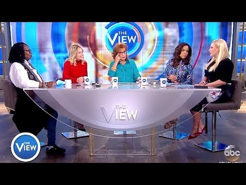 TRUMP Ignores 1st Amendment Pull Licenses From The Press - The View