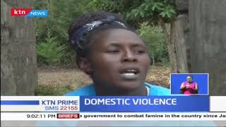 Domestic violence: Limuru woman in hiding after husband reportedly burnt her with hot machete