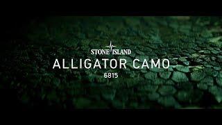 STONE ISLAND_SS18 ALLIGATOR CAMO