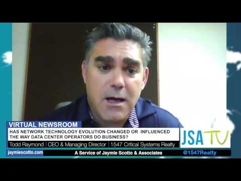 Intelligent Data Centers; JSA Virtual Roundtable