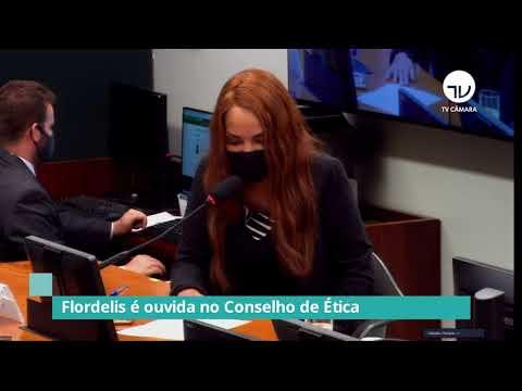 Flordelis é ouvida pelo Conselho de Ética da Câmara - 14/05/21