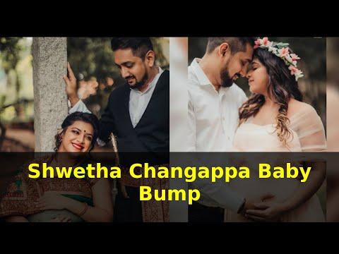 Majaa Talkies actress Shwetha Changappa announces her pregnancy