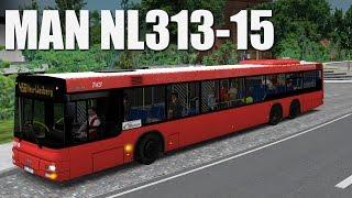OMSI 2 - MAN NL313-15 / Lemmental V3
