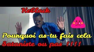 KeBlack   Complètement Sonné ( SATANISTE OU PAS INCROYABLE!!!)