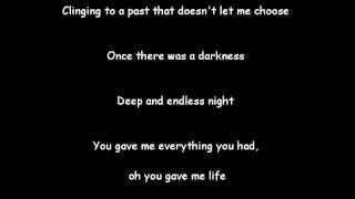 Sarah McLachlan - I Will Remember You Lyrics