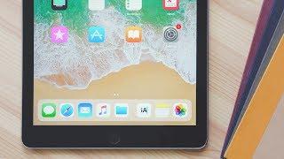 iOS 11 on the iPad!