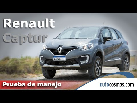 Test renault Captur 2.0L