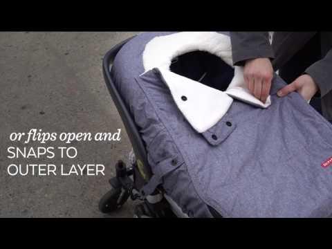 Excellent Stroll Go Car Seat Cover Skiphop Com Creativecarmelina Interior Chair Design Creativecarmelinacom