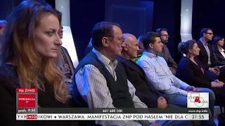 Szczepionki, szczepienia - debata Studio Polska pełna wersja TV