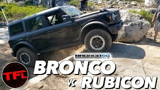 Ford Sticks It To Jeep By Taking The New Bronco On The Rubicon Trail: No, Youre Wrong!