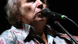 Don mclean in Liverpool 28-10-12 : Crossroads and Hard travellin'