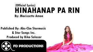 Morissette - Hinahanap Pa Rin ( Official Lyric Video)