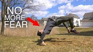 How I Learned The Back Handspring