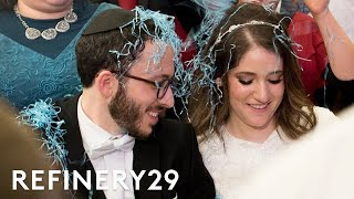 The Deep Meaning Behind An Orthodox Jewish Wedding | World Wide Wed | Refinery29