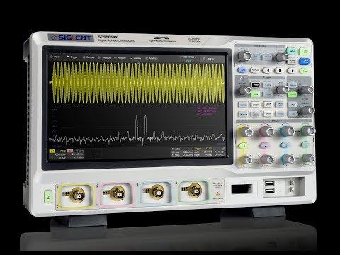 EEVblog #1220 - Siglent SDS5000X 1GHz Oscilloscope Review