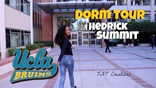 UCLA Dorm Tour | Hedrick Summit