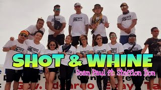 SHOT & WINE By: SEAN PAUL Ft. STEFFLON DON | ZUMBA® | BLADE & BIG DREAM UNITE