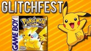 Pokemon Yellow - Glitchfest