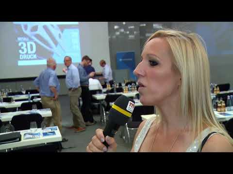 Video: Ersetzt die Selective Laser Melting Technologie konventionelle Verfahren? Mehr dazu im Interview mit Ralf Frohwerk, Global Head of Business Development bei SLM Solutions